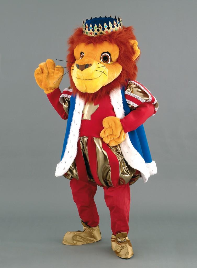 LE LION ROI - 495 €