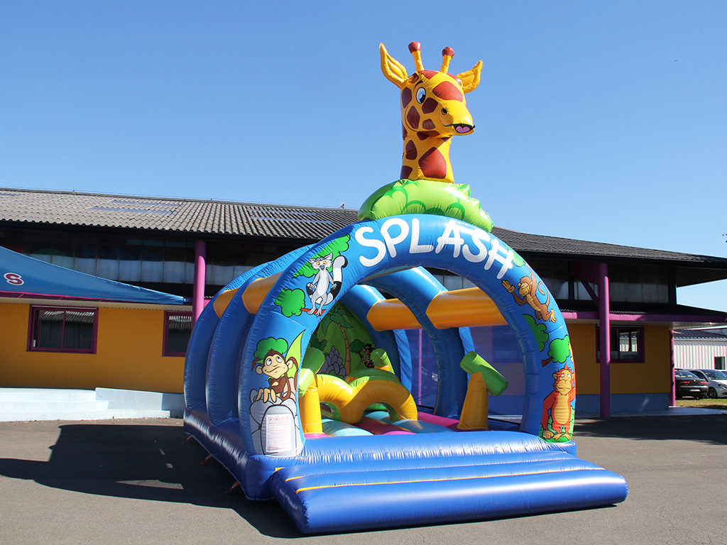SPLASH JUNGLE SOUS 3 ARCHES AQUATIQUE
