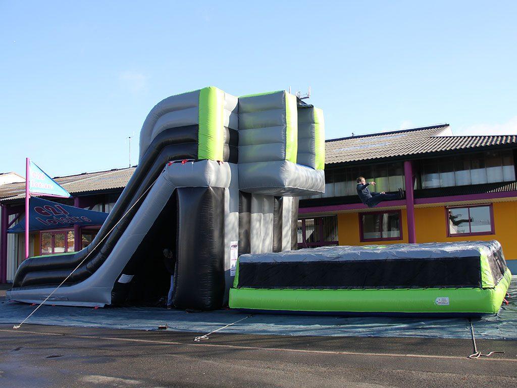 BRAS FER JUMP COMPLET : BRAS DE FER & SOFT TUBE