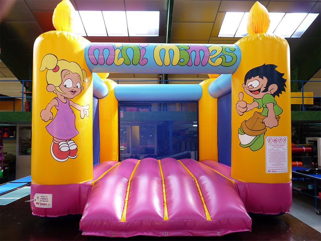 chateau gonflable a vendre mini anniversaire pour les