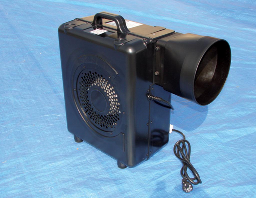 moteur   gonfleur pour jeux ou structures gonflables professionnels
