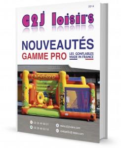 Catalogue Nouveautés gamme pro