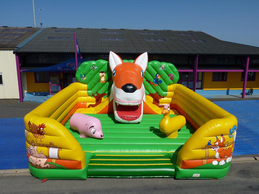Jeu pour parc de jeu d 39 int rieur parc d 39 attraction croqu for Parc interieur pour enfant