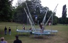 Bungee trampoline 4 places