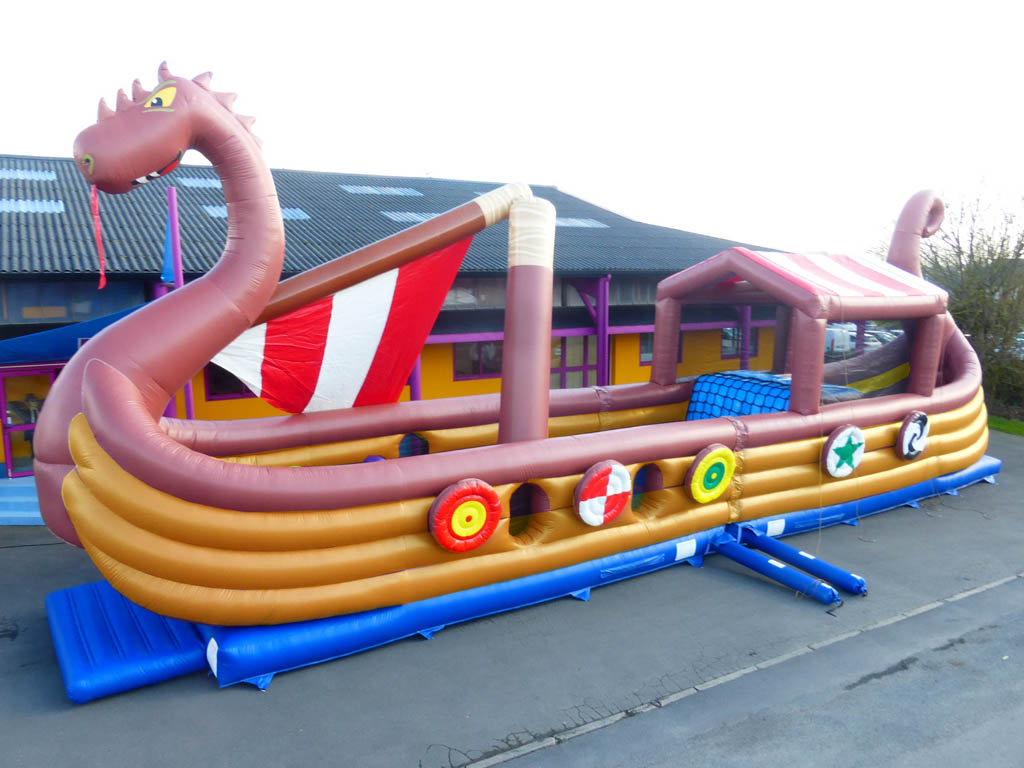 Acheter un parcours gonflable pour les parcs de jeux gonflables - Acheter chateau gonflable ...